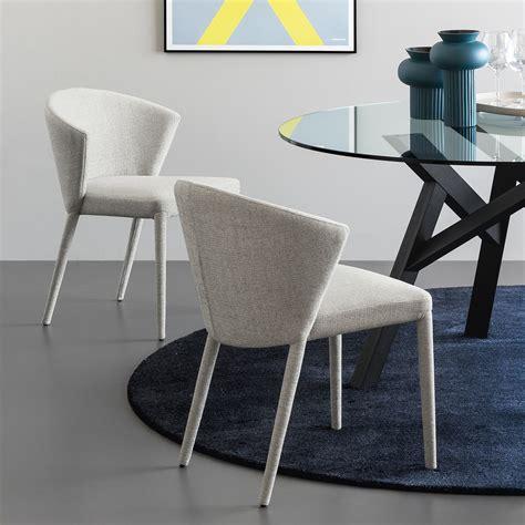 stühle mit stoffbezug calligaris am 201 lie stuhl mit stoffbezug casa de