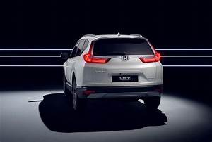 Honda Cr V 2018 Europe : honda cr v hybrid prototype revealed on sale in europe next year performancedrive ~ Medecine-chirurgie-esthetiques.com Avis de Voitures