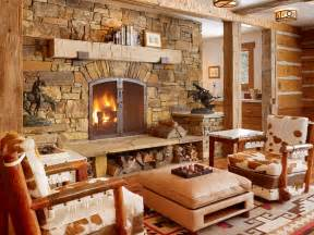 Rustic Livingroom Get Cozy A Rustic Lodge Style Living Room Makeover Betterdecoratingbiblebetterdecoratingbible