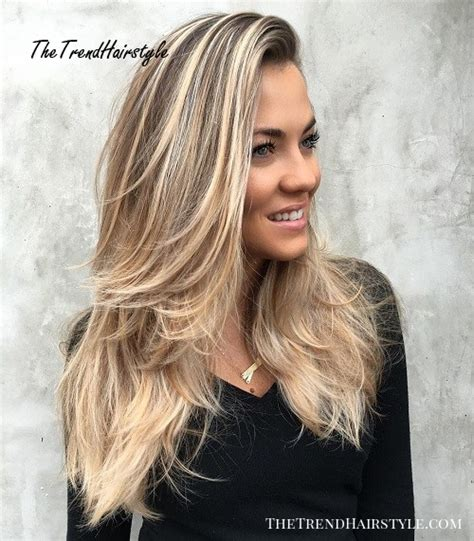 flipped out straight hair 30 best hairstyles for long