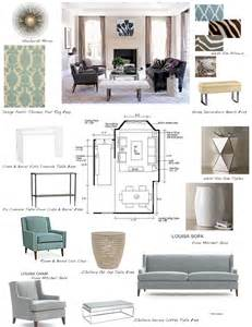 Interior Design Board Layout