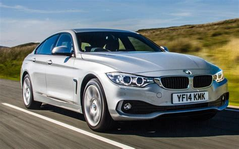 BMW Cars : Bmw 4-series Gran Coupe Review