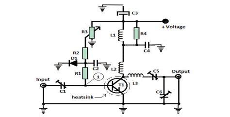 Watt Transmitter Circuit Electricalcorecircuits