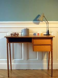 Bureau Enfant Vintage : bureau enfant ann es 60 solveig vintage kids ~ Teatrodelosmanantiales.com Idées de Décoration