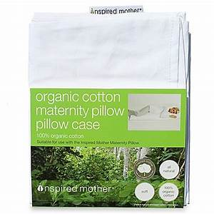Inspired motherr maternity organic cotton pregnancy pillow for Bed bath beyond maternity pillow