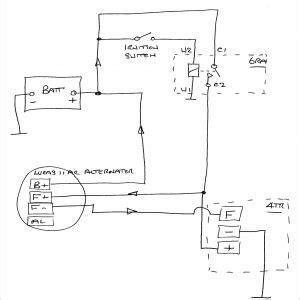 denso alternator wiring schematic free wiring diagram