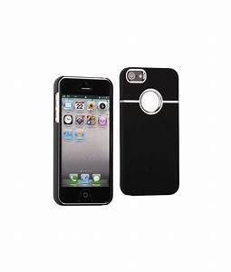 Coque Iphone 5 : coque ultra noire pour iphone 5 5s se 5c ~ Teatrodelosmanantiales.com Idées de Décoration