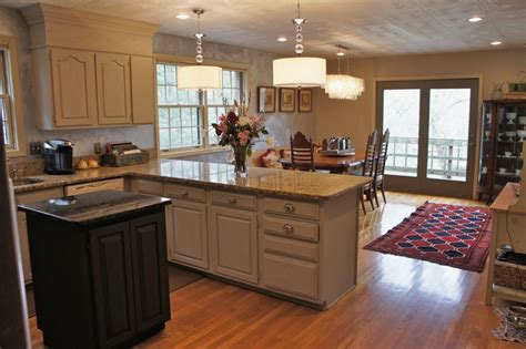 Painting Over Painted Cabinets by Cabinet Painting Nashville Tn Kitchen Makeover