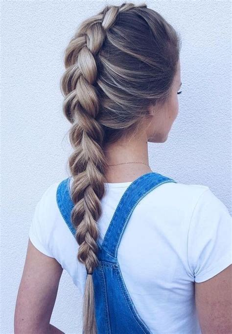 gorgeous braided hairstyle ideas chic braids  women