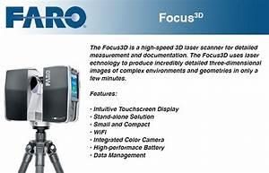 Faro Focus 3d : faro spatial solutions 3d scanner laser gps faro universal spatial solutions ~ Frokenaadalensverden.com Haus und Dekorationen