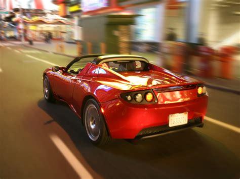 Tesla Car : Tesla Motors Roadster Specs & Photos