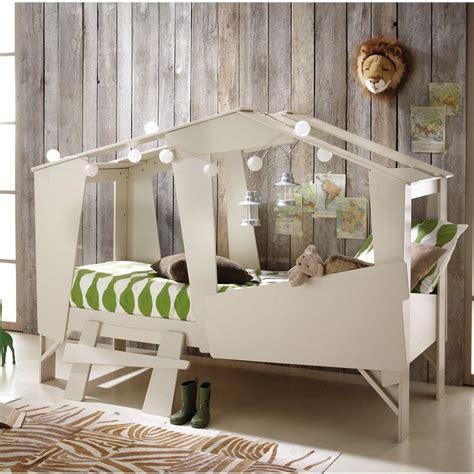 d o chambre enfants lit cabane pour chambre d enfants