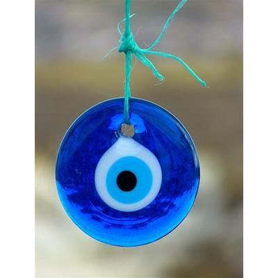 Free photo: Nazar Black Eye Amulet Glass - Image