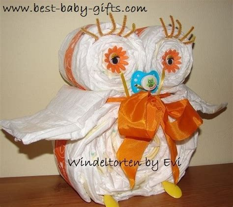 Baby Shower Diaper Ideas Gifts