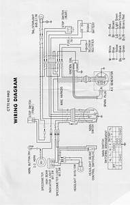 1977 Ct70 Wiring Diagram