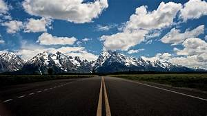 Landscape, Nature, Mountain, Clouds, Road, Wallpapers, Hd, Desktop, And, Mobile, Backgrounds