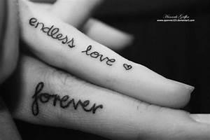 Tatouage Amour éternel :  ~ Melissatoandfro.com Idées de Décoration