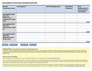 search results for project evaluation template With project monitoring plan template