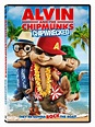 We Bought A Zoo & Alvin & The Chipmunks: ChipWrecked DVD ...