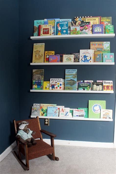 Ikea Mosslanda Kinderzimmer by Ikea Ribba Book Ledges For Abe S New Nursery