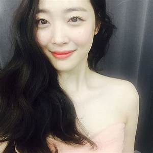 Choi Sulli delights fans with her cute updates - Wonderful ...