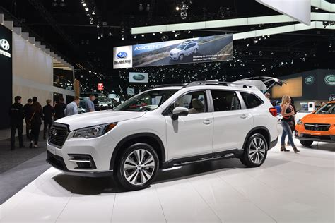subaru ascent video preview