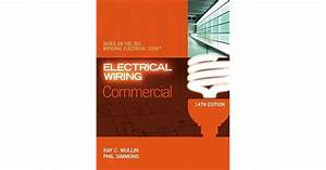 Electrical Wiring Commercial 15th Edition Pdf Free