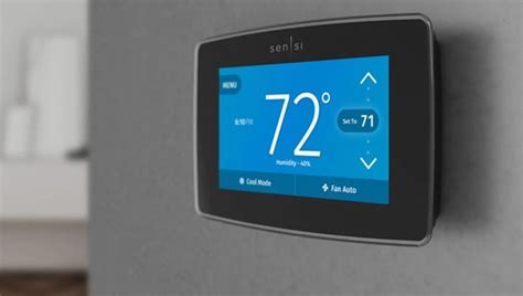 Best Thermostats by The Best Smart Thermostats Of 2018 Reviewed Smart Home