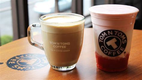 Tom n toms coffee, boracay: TOM N TOMS COFFEE