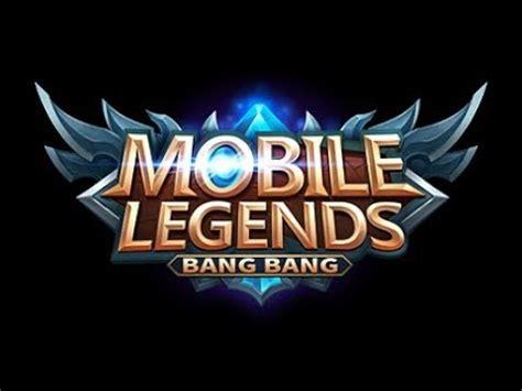 mobile legend logo cara membuat logo mobile legends esport