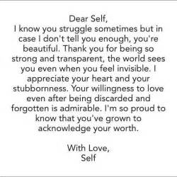 marital advice quotes dear self thank you for being so strong and transparent