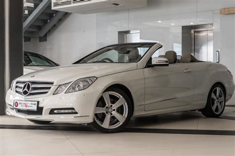 used mercedes convertible 2011 used mercedes benz e350 cabriolet for sale in delhi