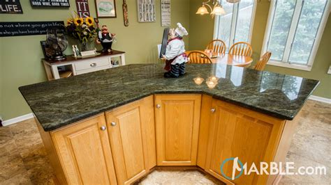 tropical green kitchen granite countertops marblecom