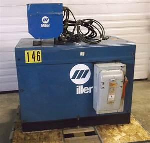 Miller Deltaweld 450 Power Source  U0026 Miller Intellimate S