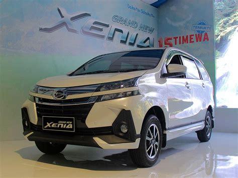 Review Daihatsu Grand Xenia by Impression Grand New Daihatsu Xenia 2019 Kini