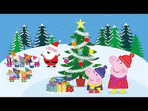 peppa pig christmas tree decoration peppa pig games