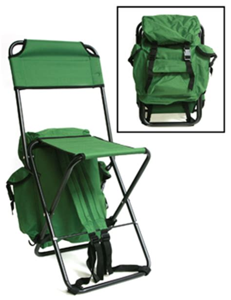 Gear Backpack Chair by Discontinued Backpack Artist Chair