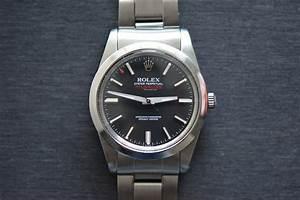The Vintage Rolex Milgauss 1019 - The Scientist's Watch