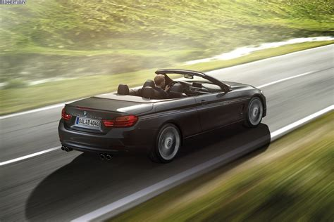 Bmw Alpina D4 Biturbo Coupe And Convertible