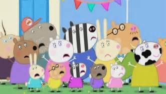 Rabbit Peppa Pig Characters