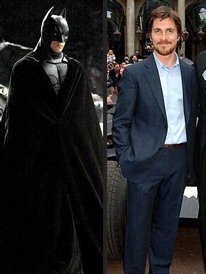 Stars Superheroes Who Sexier Christian Bale