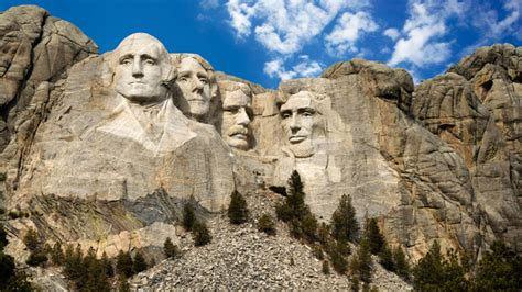 mount rushmore   numbers