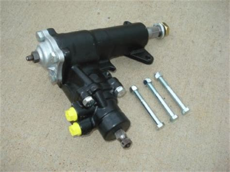 1965 1966 1967 ford mustang power steering box borgeson 800110 ebay