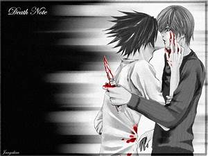 Death Note L Wallpapers Full Hd | Anime HD Wallpaper