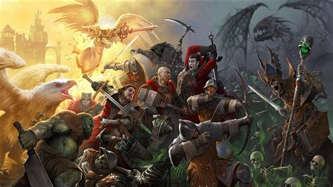 Heroes Of Might And Magic V Hd Wallpaper