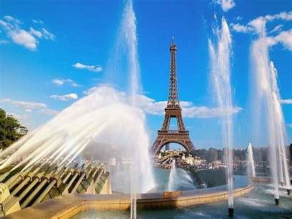 Paris Tower Eiffel Fountain Resolutions Normal Wallpapers