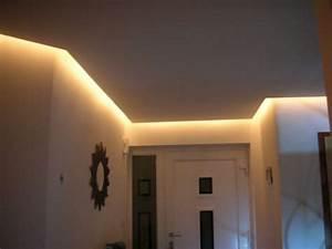 Installer Spot Plafond Existant : photos de faux plafond avec lumi re indirecte les ~ Dailycaller-alerts.com Idées de Décoration