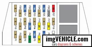 Tesla Model S  North America  Fuse Box Diagrams  U0026 Schemes