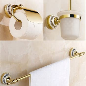 Bathroom Towel Bars And Toilet Paper Holders by Buy Aluminum Bathroom Accessories Antique Color Towel Ring