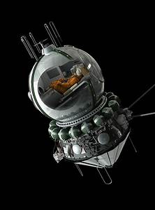 Vostok 1 Spacecraft (page 4) - Pics about space